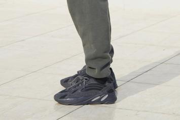 "Yeezy Supply Introduces Reworked Yeezy 700 In ""Utility Black"" Colorway"