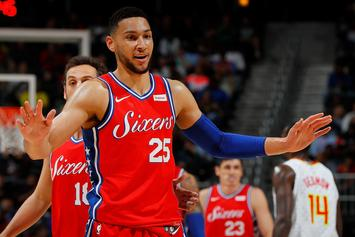 Ben Simmons Doesn't Need Lebron James According To Ex-76er Jim Jackson