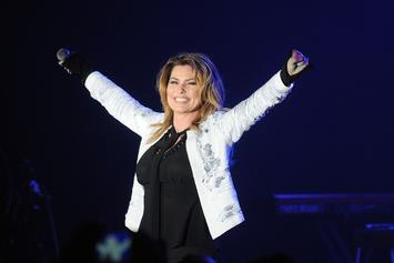 "Shania Twain Says She ""Would Have Voted For"" Donald Trump"