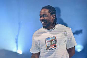 Watch Kendrick Lamar, Young Thug & The Weeknd Rock The Crowd At Yams Day 2017