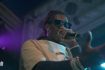Young Thug Is Not A Free Agent, Still Signed To Brick Squad And Atlantic