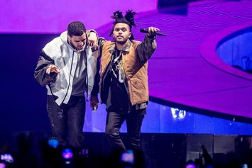 "Listen To The Weeknd's Lost Verse From Drake's ""Crew Love"""