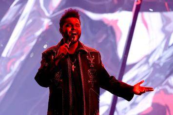 """The Weeknd's """"Starboy"""" By The Numbers"""