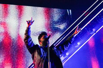 "Ticket Giveaway: The Weeknd's Sold Out ""King Of The Fall"" Tour With ScHoolboy Q & Jhene Aiko"