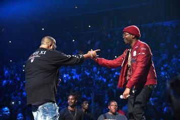 "DJ Khaled Ready To Work On ""Anotha One"" With Meek Mill"