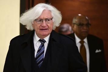 Bill Cosby's Lawyer Caught Dozing Off During Testimony