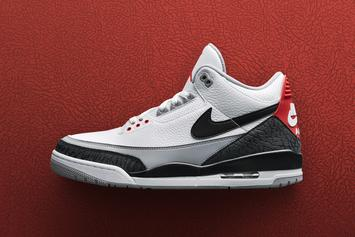 "Air Jordan 3 NRG ""Tinker Hatfield"" Restock Coming This Month"