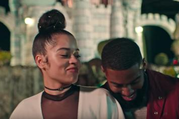 "Ella Mai Goes Go-Karting With Khalid In ""Boo'd Up"" Visuals"