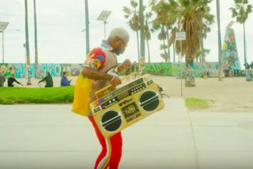 "Eric Bellinger & Dom Kennedy Hit Up Venice In ""Main Thang"" Video"