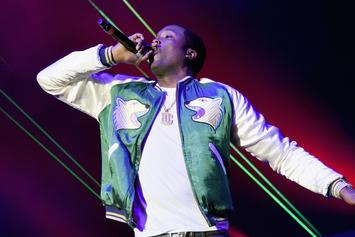 Meek Mill Previews New Music On IG