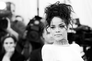Live Stream Rihanna's Fenty x PUMA Paris Fashion Show