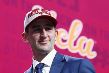 """Josh Rosen """"Pissed"""" He Fell In Draft: """"There Were 9 Mistakes Ahead Of Me"""""""