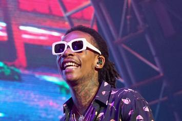 "Wiz Khalifa ""Bridges The Gap"" In New Commercial For Clothing Company"