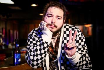 "Post Malone's ""Beerbongs & Bentleys"" Has Already Gone Platinum"