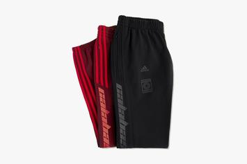 Yeezy Calabasas Track Pant 2.0 Releasing In 13 Colorways