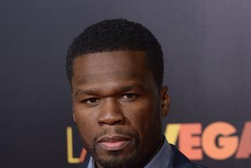 50 Cent Makes Fun Of His Opening Pitch At Mets Game