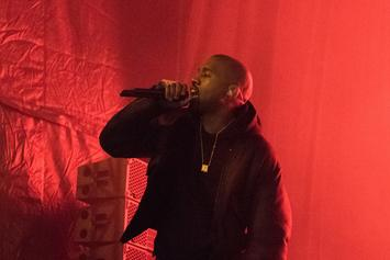 "Listen To A Snippet Of Kanye West's Upcoming Single, ""All Day"" [Update: Long Snippet Surfaces]"