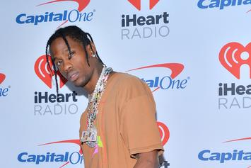 "Travis Scott Sets World Record; Performs ""Goosebumps"" 14 Times In A Row"