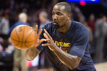 Cavs' Kendrick Perkins, Drake Comment On Game 1 Altercation