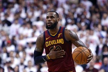 Cavs, Raptors Game 1 Brings Out The Best From #NBATwitter