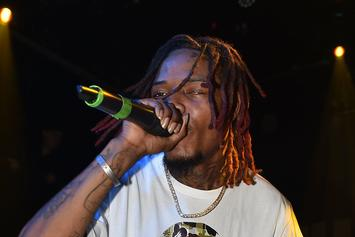 Fetty Wap Reportedly Not Filing Police Report Following Yesterday's Robbery