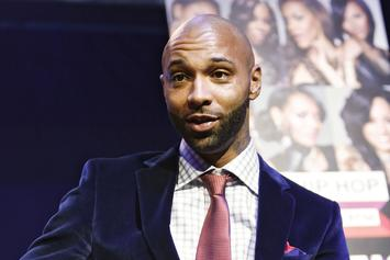 Joe Budden Turns Himself In To NYPD