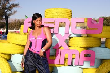 Rihanna Gives 10-Minute Tutorial On How To Put On Perfect Summer Makeup