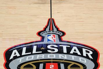 NBA All Star Game Starters Announced