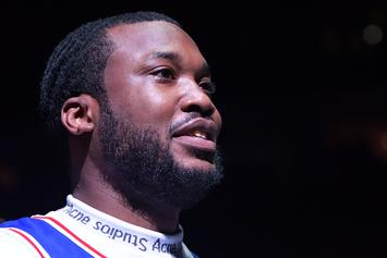 """Meek Mill Signs Deal With Roc Nation For Documentary About """"Broken Legal System"""""""