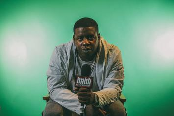 Blac Youngsta Receives Backlash For Sharing Pic Of Him Tied To A Cross