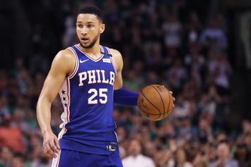 Sixers' Ben Simmons Trolled After 1-Point Performance Vs Celtics