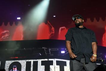 "MC Ren Announces Reunion With Ice Cube, Lashes Out At ""Bullshit"" Modern Rappers"
