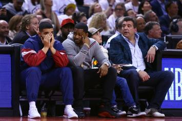 Drake Trolled By Michael Jordan's Son For Wearing Adidas Sneakers