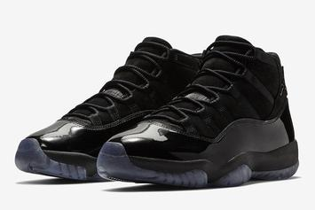 """""""Cap And Gown"""" Air Jordan 11 Confirmed For May: Official Images"""