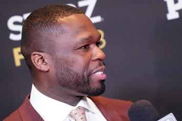 """50 Cent Gets Ambitious On IG: """"Watch What I Do This Year"""""""