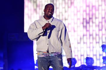 """Kanye West Laughs Off  Donald Glover's """"SNL"""" Skit Of His Tweets"""