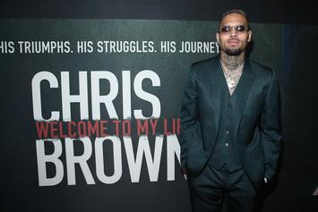 Chris Brown Sued After Woman Shares Graphic Details Of Being Raped In His Home