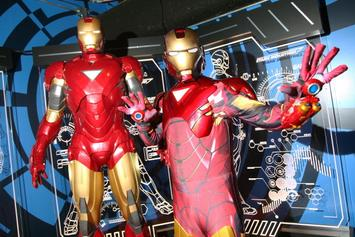 Iron Man Suit Worn By Robert Downey Jr. Valued At $325,000 Has Been Stolen