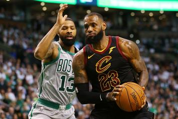 Boston Celtics Plan To Use Marcus Morris As Antidote To Lebron James