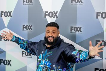 DJ Khaled Teaming Up With Energy Drink Company