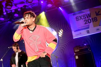 "Smokepurpp Wishes Himself A Happy Mother's Day For ""Birthing This Generation"""
