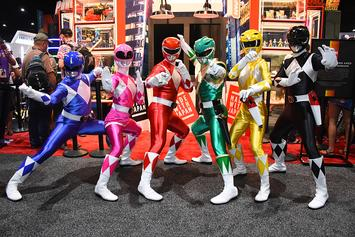 """Power Rangers"" & ""Street Fighter"" Crossover Mobile Game Update Announced"