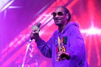 "Snoop Dogg Recalls Meeting Madonna While 2Pac Brought Him Weed To ""SNL"""