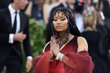 Nicki Minaj Cancels Strip Club Party After Ticket Sales Reach Chaotic Level