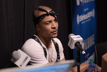 T.I. Instigated Fight With Security From The Jump According To Police