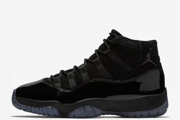 "Air Jordan 11 ""Cap & Gown"" Release Details & Locations"