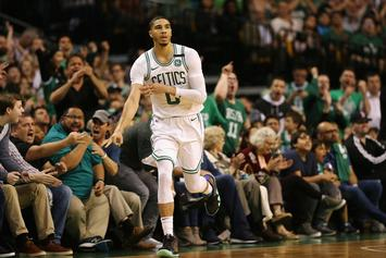 "Jayson Tatum Replaying Kobe's Advice Over & Over ""25 Times Already"""