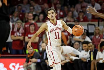 """Knicks Reportedly """"Have The Hots"""" For Trae Young"""
