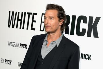 """Snoop Dogg Tricked  Matthew McConaughey Into Getting High Filming """"The Beach Bum"""""""