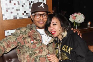 T.I. & Tiny Granted Another Leave Of Absence In Divorce Proceedings